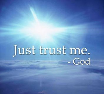 Image result for just trust me god