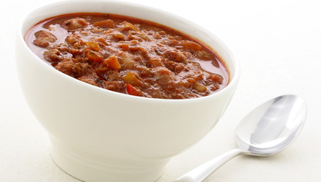 RETHA'S TURKEY CHILI
