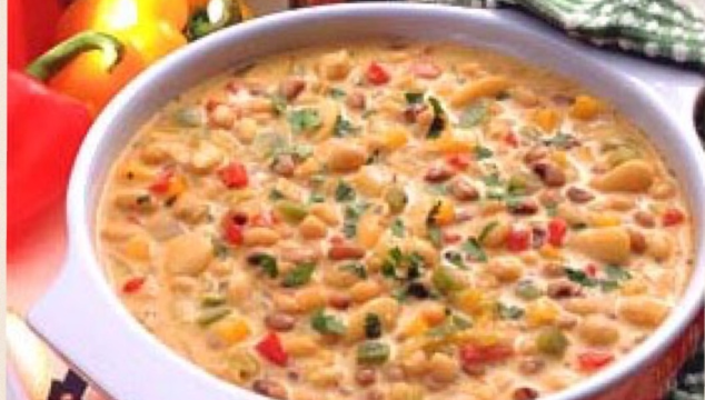 Retha's White Bean Chicken Chili